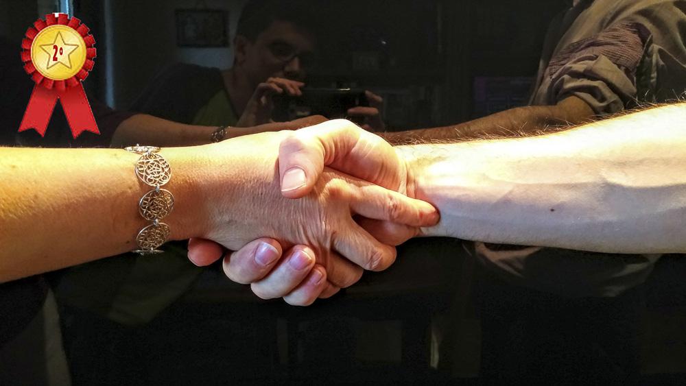 Solidaridad. Matías Blanco Bailón 3ºD