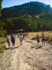 Excursión a Los Cerros 2018-01
